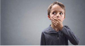 دروغگویی کودکان