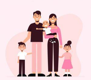 نقش والدین در شکل گیری دلبستگی در کودکان