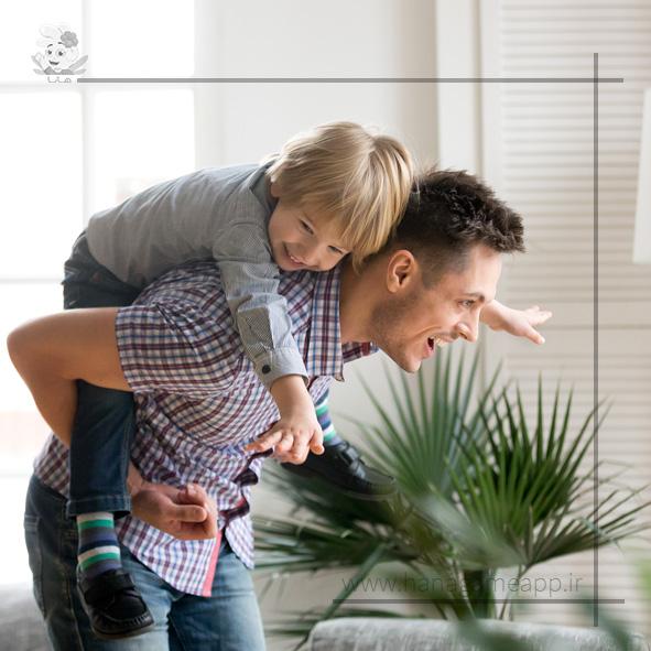 اهمیت نقش پدر در فرزندپروری