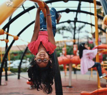 تقویت حافظه کودکان با بازی