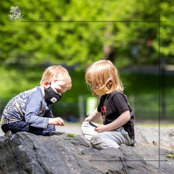 دوست یابی در کودکان
